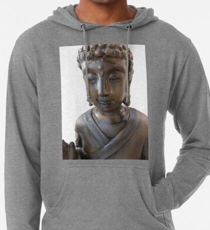 Budha again  Lightweight Hoodie