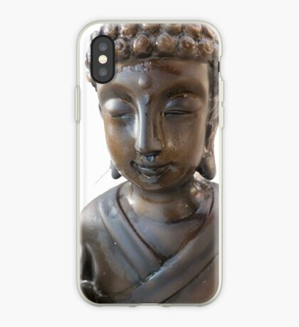 Budha again  iPhone Case