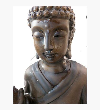 Budha again  Photographic Print