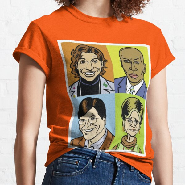 Strangers With Candy Square Classic T-Shirt