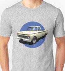 1966 Ford F100 Custom Cab - Shep Unisex T-Shirt