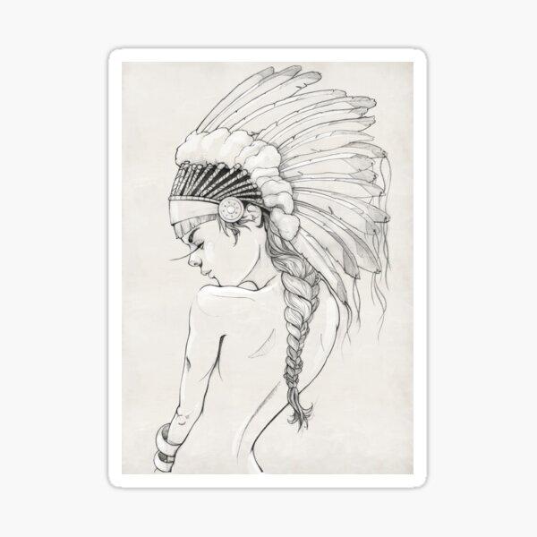 Head Girl Sticker