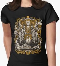 IBERIAN HECATE Womens Fitted T-Shirt