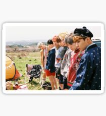 Pegatina BTS Young Forever