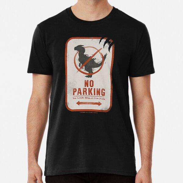 Guild Wars 2 No Mount Parking Premium T-Shirt