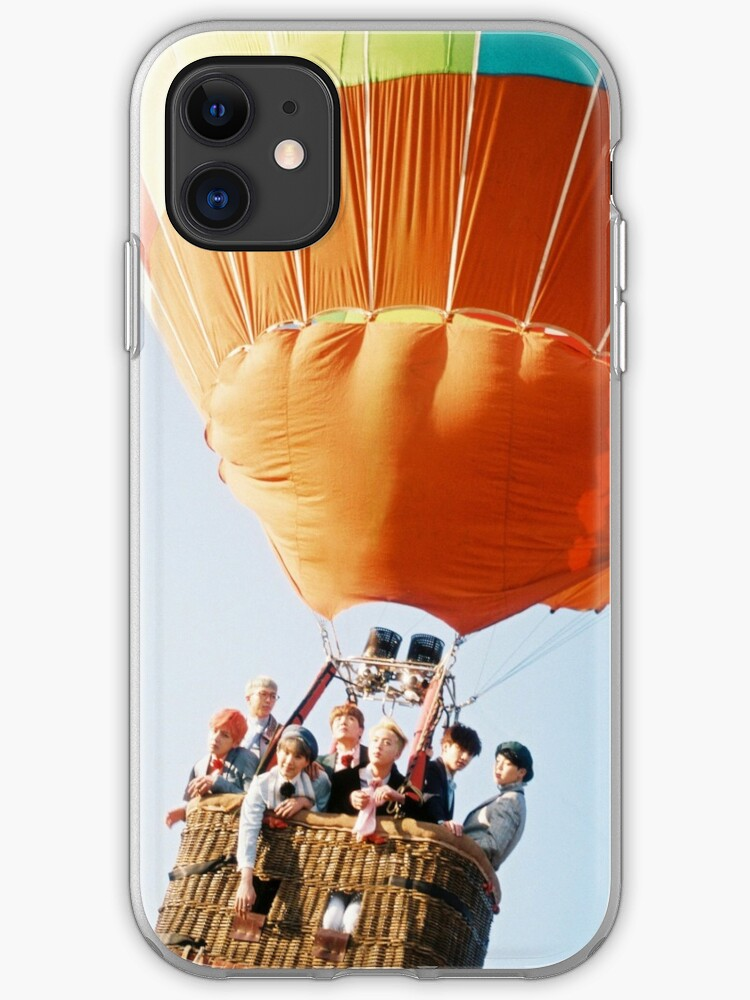 coque iphone 8 bts young forever