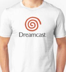 Camiseta unisex Logotipo de SEGA Dreamcast