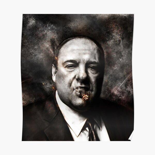 The Sopranos - Tony Soprano Poster
