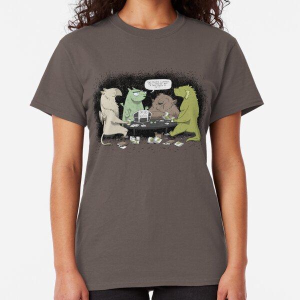 Monsters love RPGs Classic T-Shirt