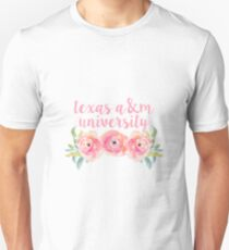 Texas A&M University Unisex T-Shirt