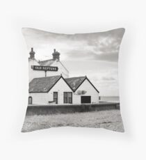 The Old Neptune - Whitstable Throw Pillow