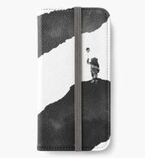 Spaceman's Flight iPhone Wallet