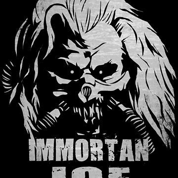 Immortan Joe Mad Max Fury Road T-shirt by Realmendesign