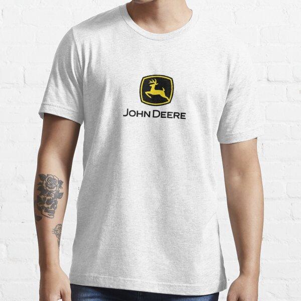 John Deere yellow Essential T-Shirt
