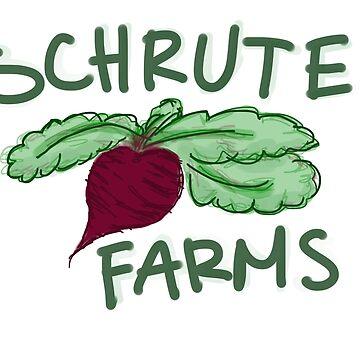 Schrute Farms by annnaalove
