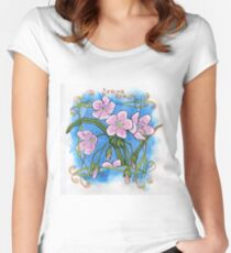 Spring Beauty Women's Fitted Scoop T-Shirt