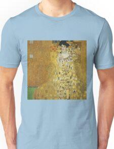 Gustav Klimt  - Portrait of Adele  Unisex T-Shirt