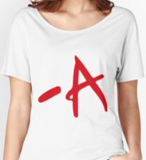 A - Pretty Little Liars Women's Relaxed Fit T-Shirt
