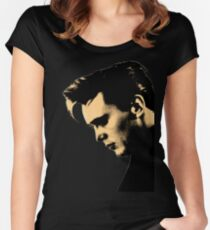 Billy Fury IDOL Women's Fitted Scoop T-Shirt