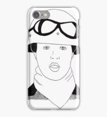 Poly Styrene iPhone Case/Skin