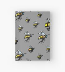 Bumble Bees Hardcover Journal