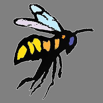 Bumble Bee by LMAnice