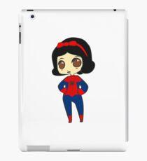SUPERHERO PRINCESS iPad Case/Skin