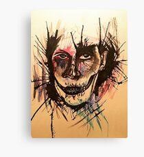Colors of Death Canvas Print