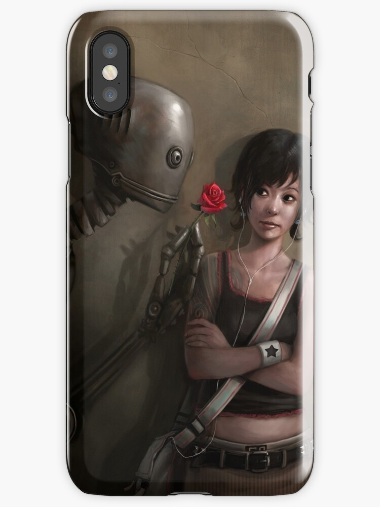 Robot In Love by Rudy  Faber