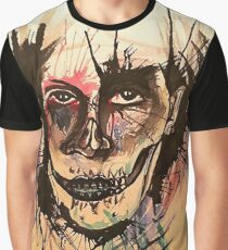 Colors of Death Graphic T-Shirt
