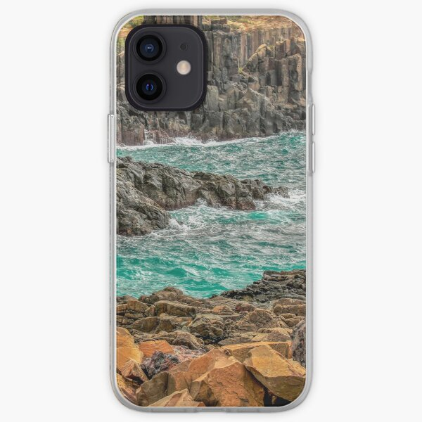 Bombo Headland, Kiama iPhone Soft Case
