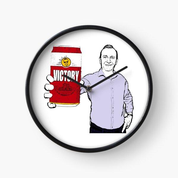 Mark McGowan Victory Beer Clock