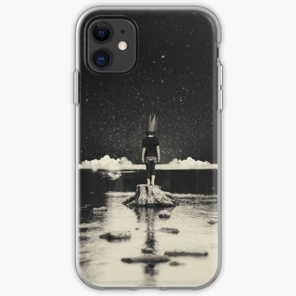 The Day Has Eyes, The Night Has Ears iPhone Soft Case