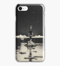 The Day Has Eyes, The Night Has Ears iPhone Case/Skin