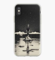 The Day Has Eyes, The Night Has Ears iPhone Case