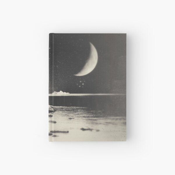 The Day Has Eyes, The Night Has Ears Hardcover Journal