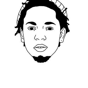 Kendrick Lamar by Zhamwich