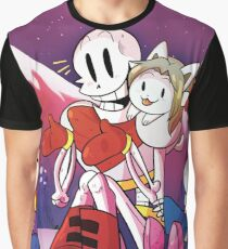 Undertale picknick Graphic T-Shirt