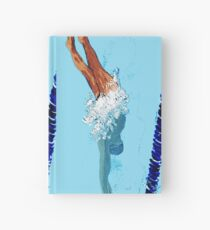 THE ENTRY Hardcover Journal