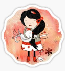 Galina Sticker