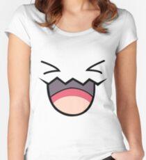 wobbufett pokemon Women's Fitted Scoop T-Shirt