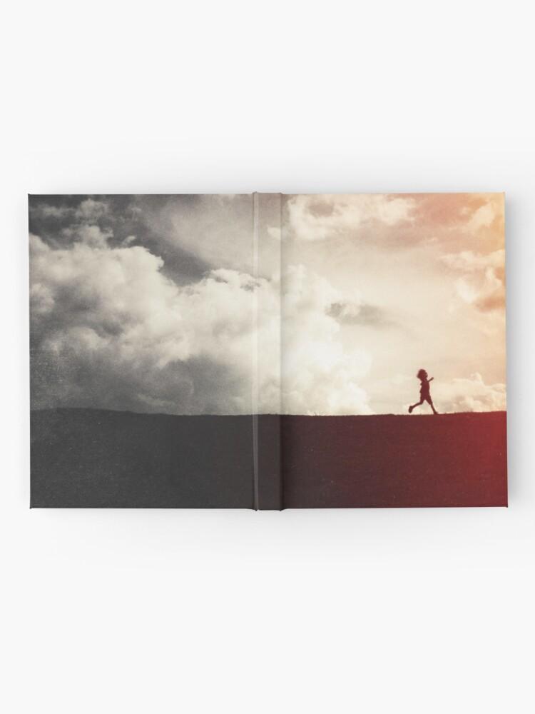 Alternate view of This Helpless Darkness Hardcover Journal