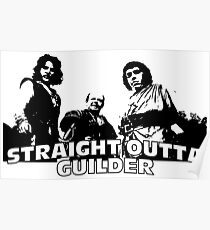 Straight Outta Guilder Poster