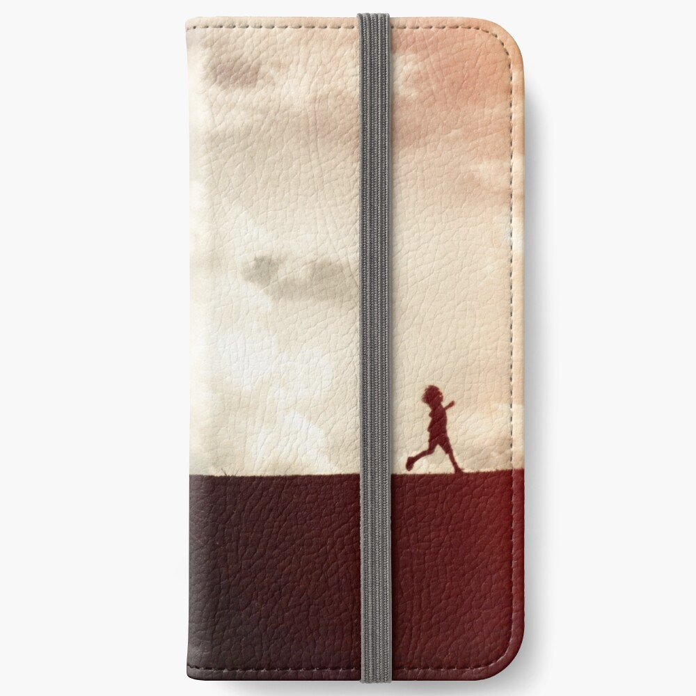 This Helpless Darkness iPhone Wallet