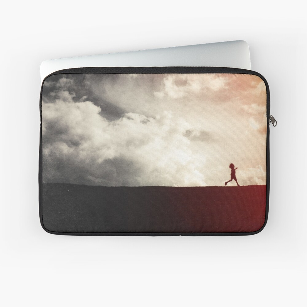 This Helpless Darkness Laptop Sleeve