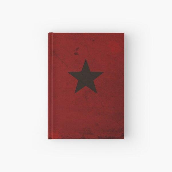 Winter Soldier Code Book Hardcover Journal