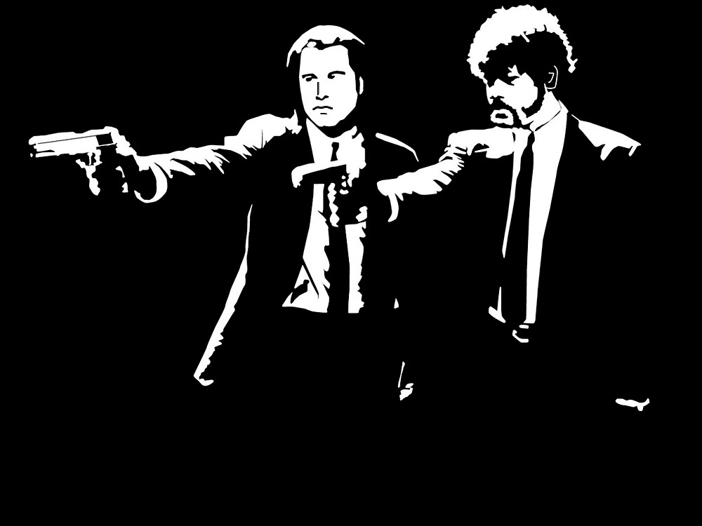 pulp fiction by tommyco