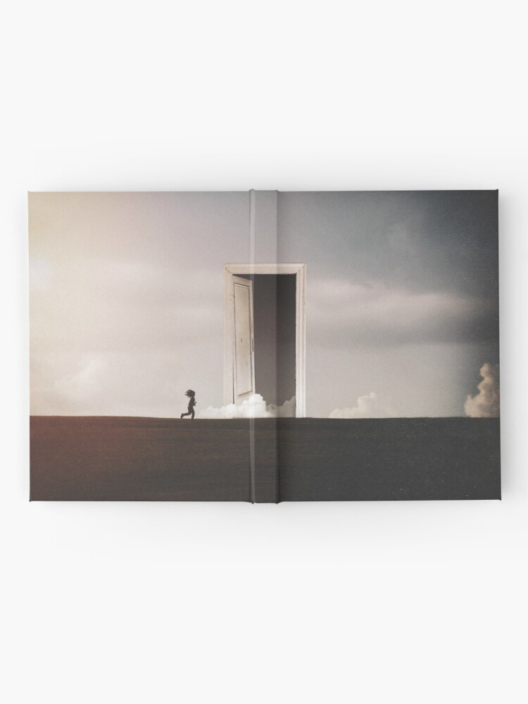 Alternate view of I Don't Believe In Daydreams Hardcover Journal