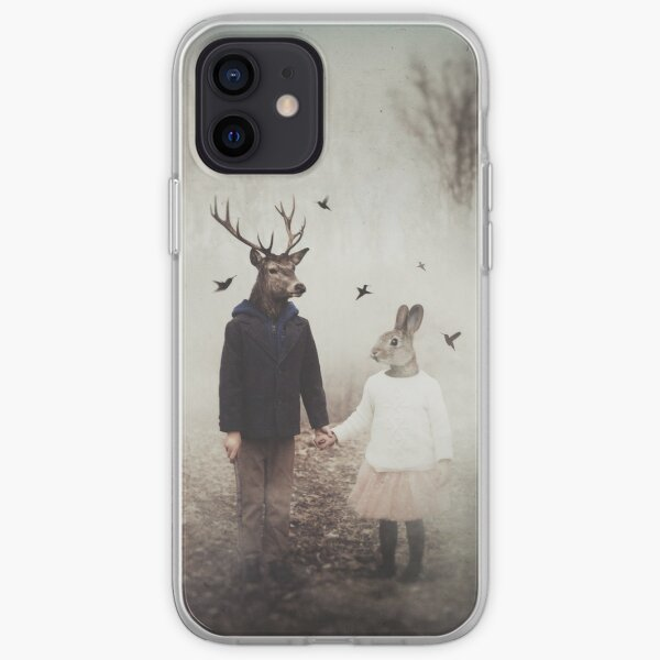 Creatures of Commonplace iPhone Soft Case