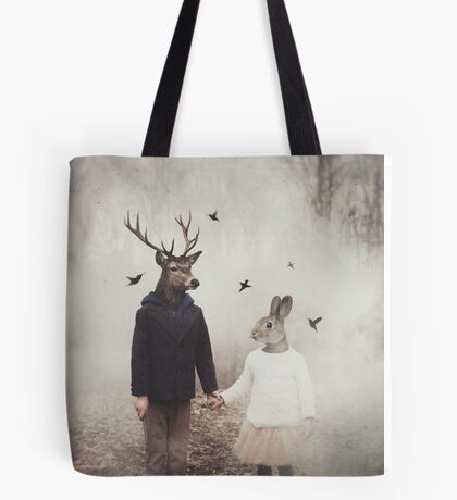 Creatures of Commonplace Tote Bag